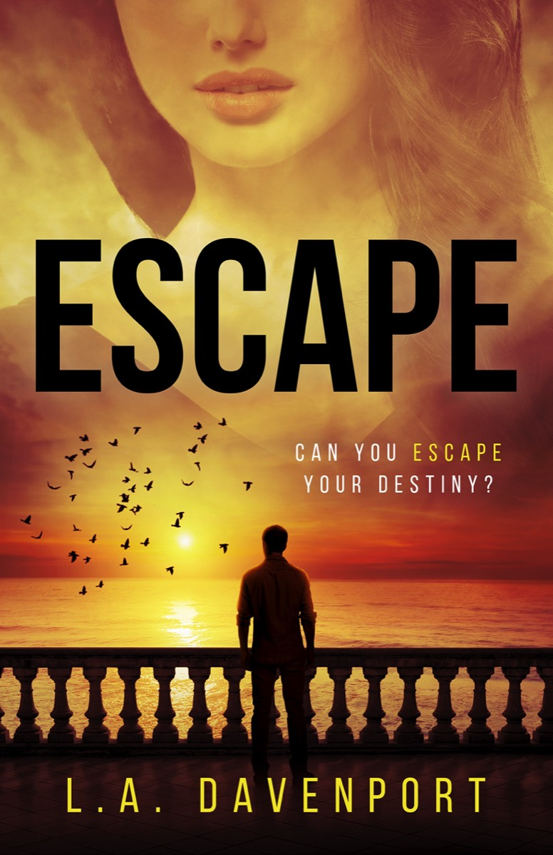 Escape Paperback and eBook by L. A. Davenport out now